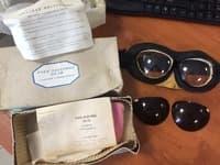 Полётные очки ПО-1М
