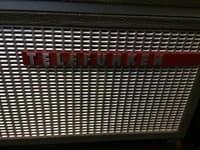 Telefunken magnetophon 203 - катушечный стерео магнитофон